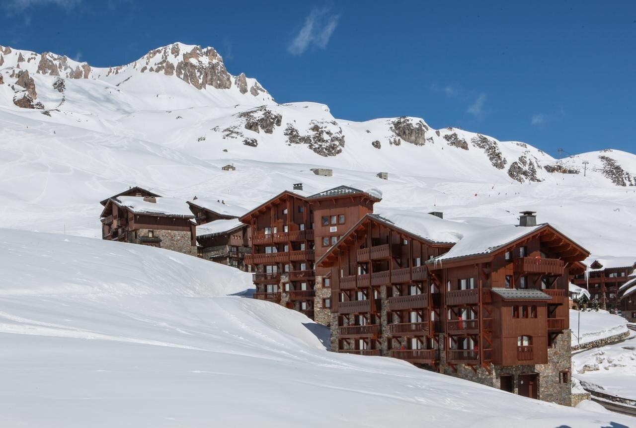 Skiing Holidays at Residence Village Montana Apartments ...